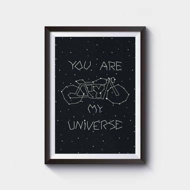 Universe-Frame