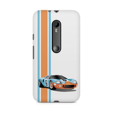 FORD GT - Motorola Moto G3 | Mobile Cover