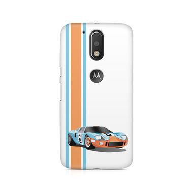 FORD GT - Motorola Moto G4/G4 Plus | Mobile Cover