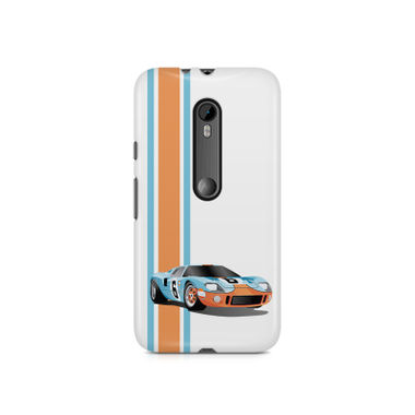FORD GT - Motorola Moto X Force | Mobile Cover