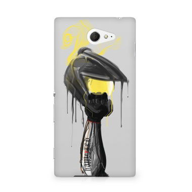 HELM REVOLUTION - Sony Xperia M2 S50h   Mobile Cover