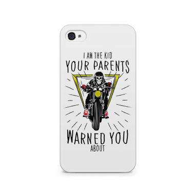 KID - Apple iPhone 4/4s | Mobile Cover