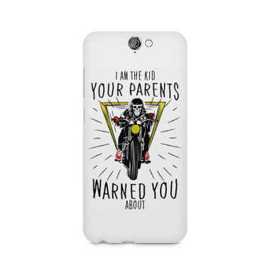 KID - HTC One A9   Mobile Cover