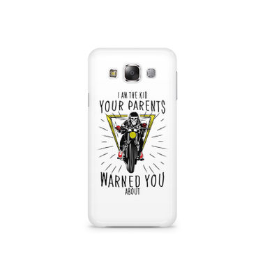 KID - Samsung Galaxy E7 | Mobile Cover