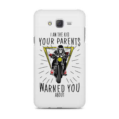 KID - Samsung J1 2016 Version | Mobile Cover