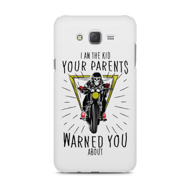 KID - Samsung Galaxy J1 Ace | Mobile Cover