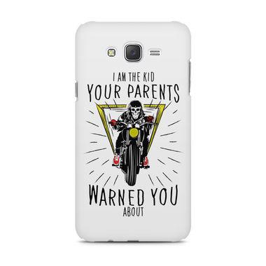 KID - Samsung J7 2016 Version | Mobile Cover
