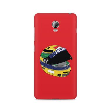 CHAMPIONS HELMET - Lenovo Vibe P1   Mobile Cover