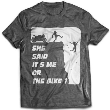 ME or BIKE | Tshirt