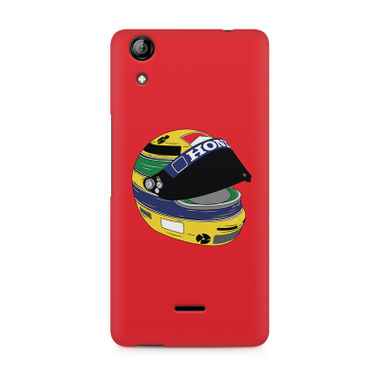 CHAMPIONS HELMET - Micromax Canvas Selfie 2 Q340 | Mobile Cover