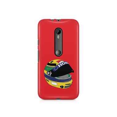 CHAMPIONS HELMET - Moto X Force | Mobile Cover