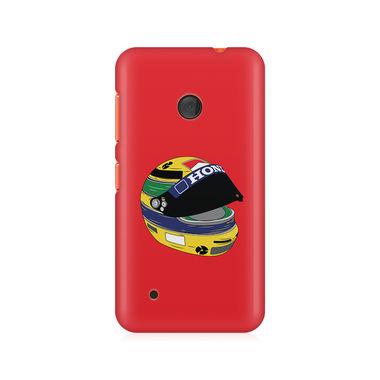 CHAMPIONS HELMET - Nokia Lumia 530   Mobile Cover
