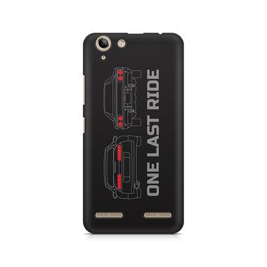 One Last Ride - Lenovo K5 Plus   Mobile Cover