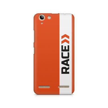 Race - Lenovo K5 Plus | Mobile Cover