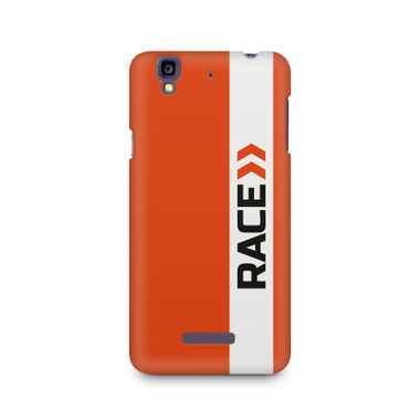 RACE - Micromax YU Yureka A05510 | Mobile Cover