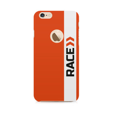 RACE - Apple iPhone 6/6s with hole | Mobile Cover