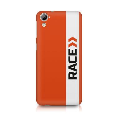 RACE - HTC Desire 826   Mobile Cover