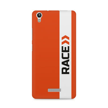 RACE - Lava Pixel V1 | Mobile Cover