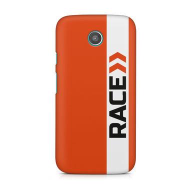 RACE - Moto E | Mobile Cover