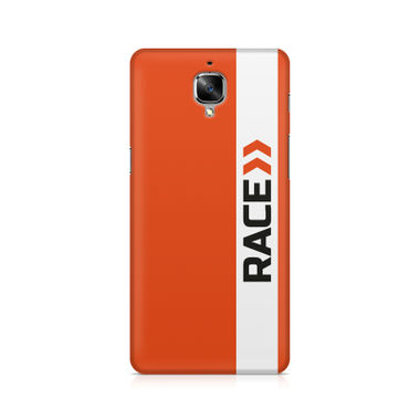 RACE - OnePlus Three | Mobile Cover