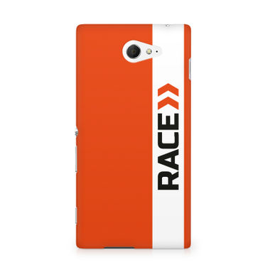 RACE - Sony Xperia M2 S50h | Mobile Cover
