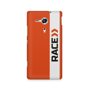 RACE - Sony Xperia SP M35H | Mobile Cover