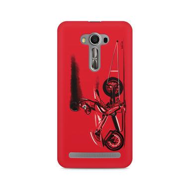 RED JET - Asus Zenfone 2 Laser ZE500ML | Mobile Cover