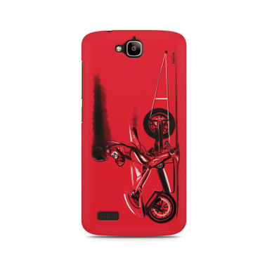 RED JET - Huawei Honor Holly | Mobile Cover