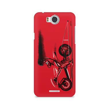 RED JET - InFocus M530 | Mobile Cover
