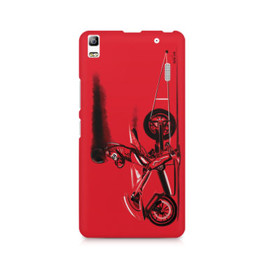 RED JET - Lenovo A7000 | Mobile Cover