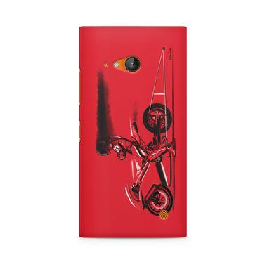 RED JET - Nokia Lumia 730 | Mobile Cover