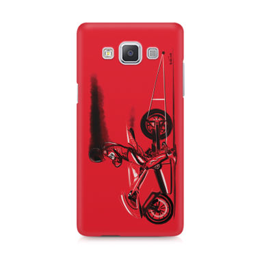 RED JET - Samsung A5 | Mobile Cover