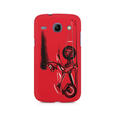 RED JET - Samsung Core I8262 | Mobile Cover
