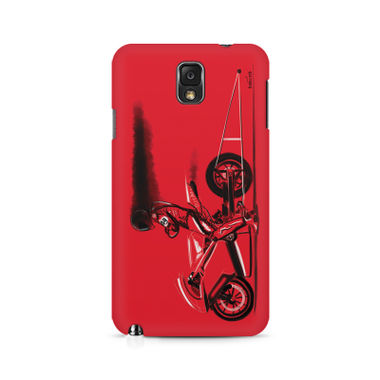 RED JET - Samsung Note 3 N9006 | Mobile Cover