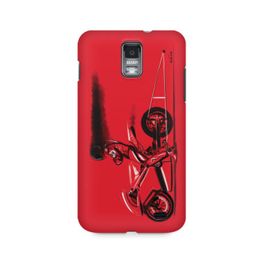 RED JET - Samsung S2 I9100/9108 | Mobile Cover