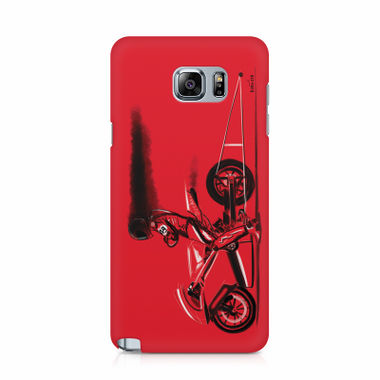 RED JET - Samsung Note 5 | Mobile Cover