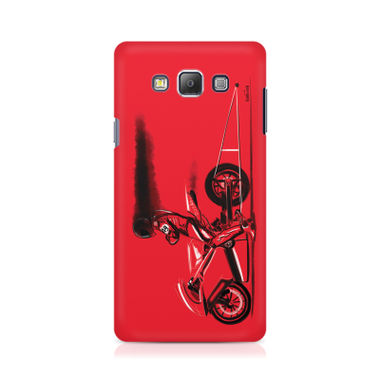 RED JET - Samsung On 5 | Mobile Cover