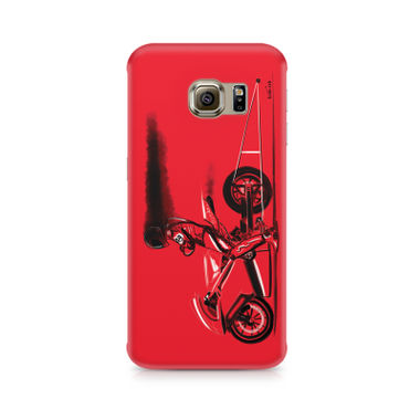 RED JET - Samsung Galaxy S6 | Mobile Cover