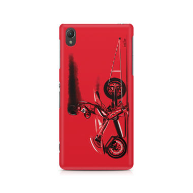 RED JET - Sony Xperia Z5 | Mobile Cover