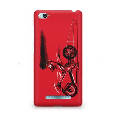 RED JET - Xiaomi Redmi Mi4i | Mobile Cover