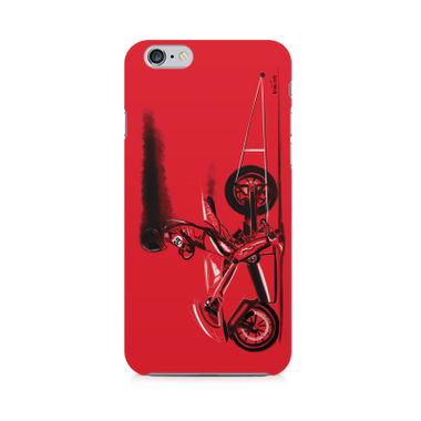RED JET - Apple iPhone 6/6s | Mobile Cover