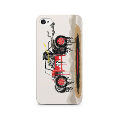 RED SANDER - Apple iPhone 4/4s | Mobile Cover