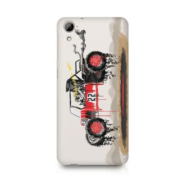 RED SANDER - HTC Desire 820 | Mobile Cover
