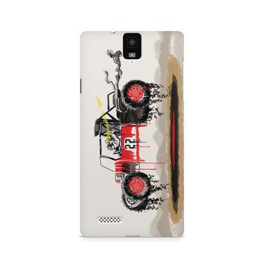 RED SANDER - InFocus M330 | Mobile Cover