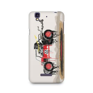 RED SANDER - Micromax YU Yureka A05510 | Mobile Cover