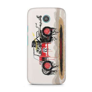 RED SANDER - Moto G2 | Mobile Cover