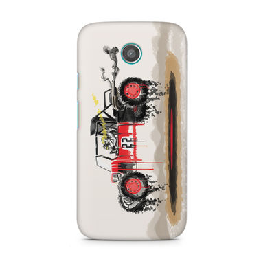 RED SANDER - Moto X   Mobile Cover