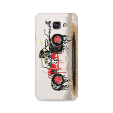 RED SANDER - Samsung A510 2016 Version | Mobile Cover