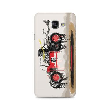 RED SANDER - Samsung A710 2016 Version | Mobile Cover
