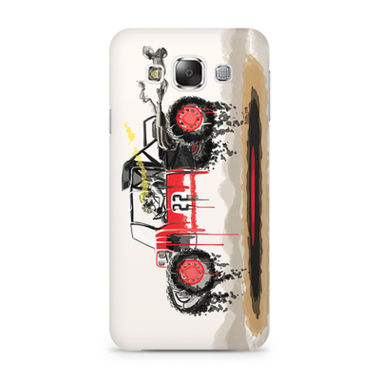 RED SANDER - Samsung Grand 2 G7106   Mobile Cover